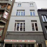 Ruime woning centrum Oostende met 1 handelsgelijkvloers en 3 appartementen