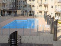 Appartement met verwarmd zwembad