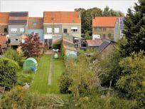 te renoveren huis met bouwgrond in Bredene