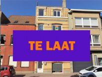 +++TE LAAT+++ Rijhuis met 4 slaapkamer en terras te Oostende